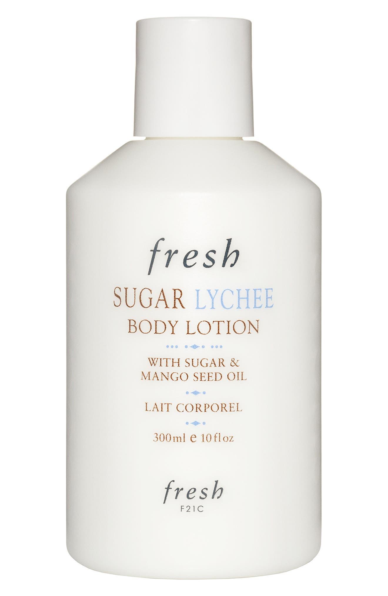Fresh Sugar Lychee Body Lotion