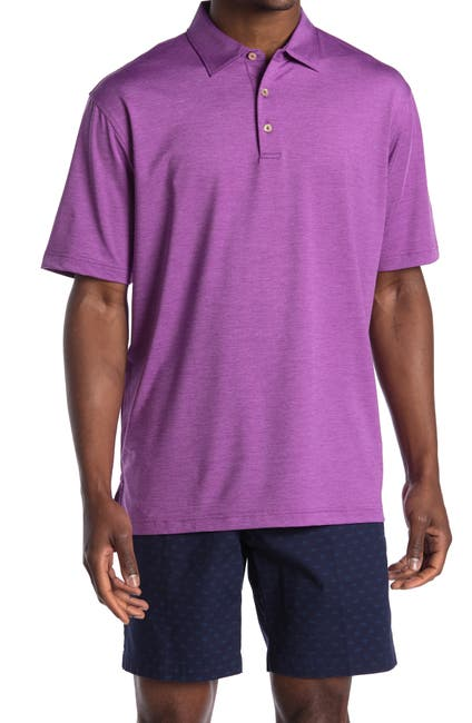 Image of Peter Millar Solid Performance Polo