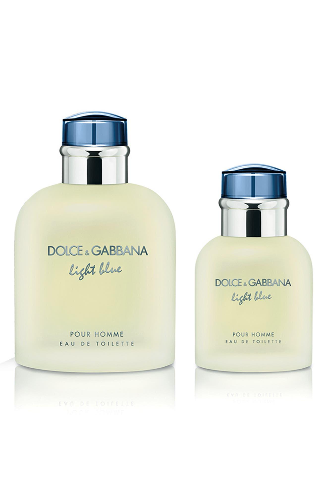 Dolce & gabbana Light Blue Pour Homme Eau De Toilette Set ($143 Value)