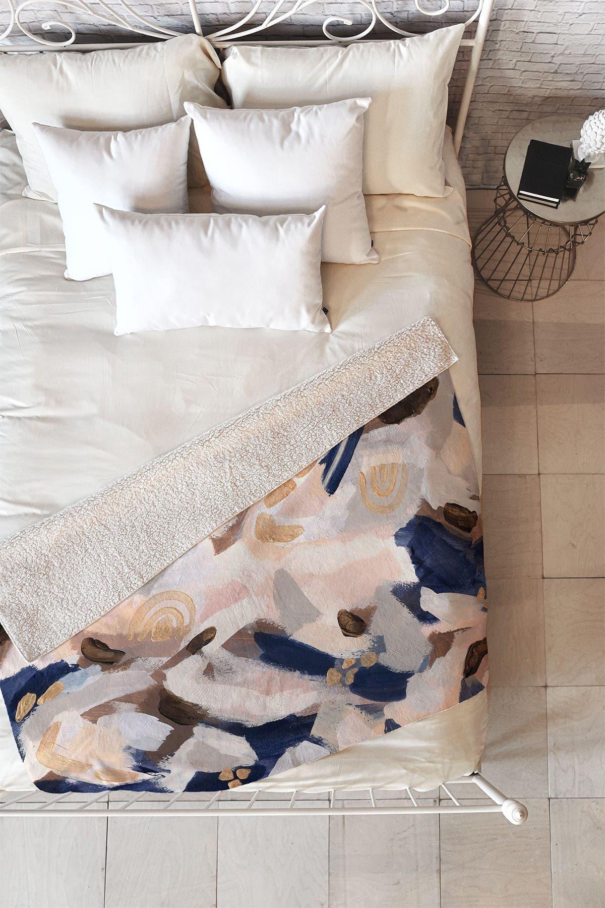 "Image of Deny Designs Laura Fedorowicz Champion Dreamer Fleece Throw Blanket - 60"" x 50"""