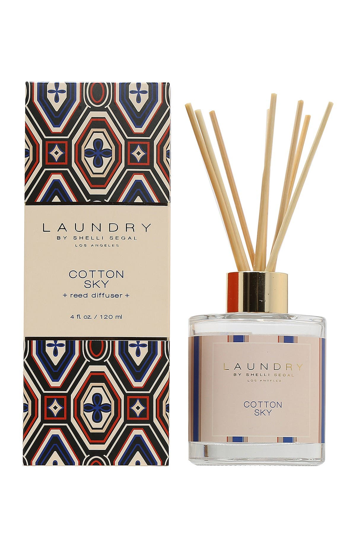Image of Laundry Cotton Sky Reed Diffuser