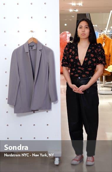 Notch Collar Jacket, sales video thumbnail