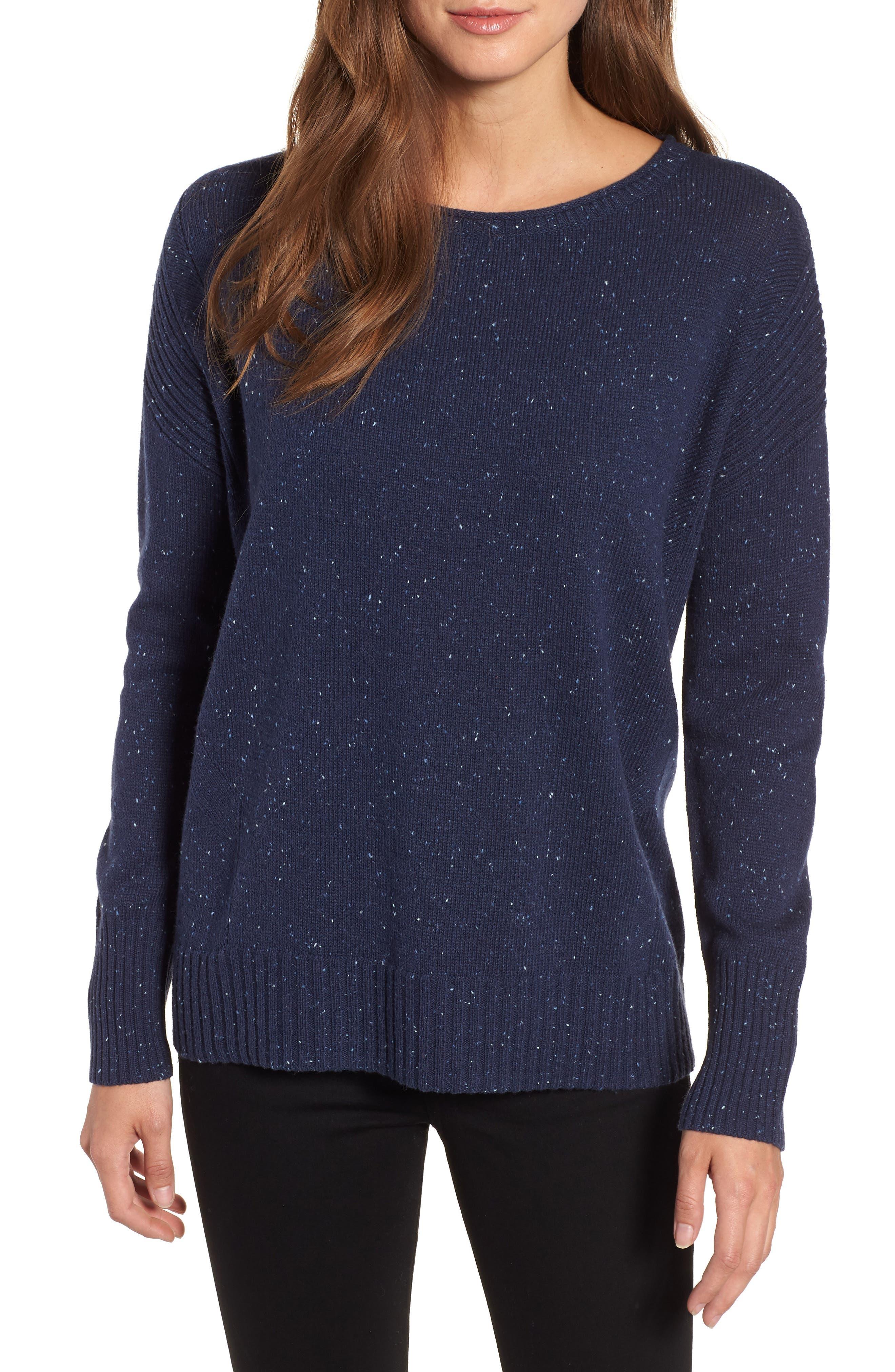 Back Zip Pullover, Main, color, 411