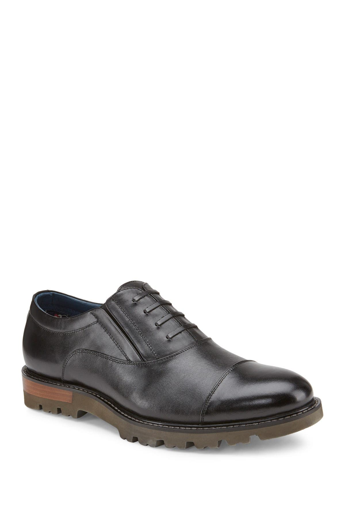 Image of Vintage Foundry Jeremy Cap Toe Leather Oxford