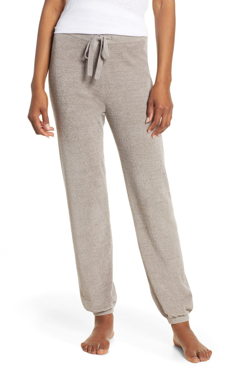 BAREFOOT DREAMS<SUP>®</SUP> CozyChic<sup>™</sup> Ultra Lite Jogger Pants, Main, color, BEACH ROCK