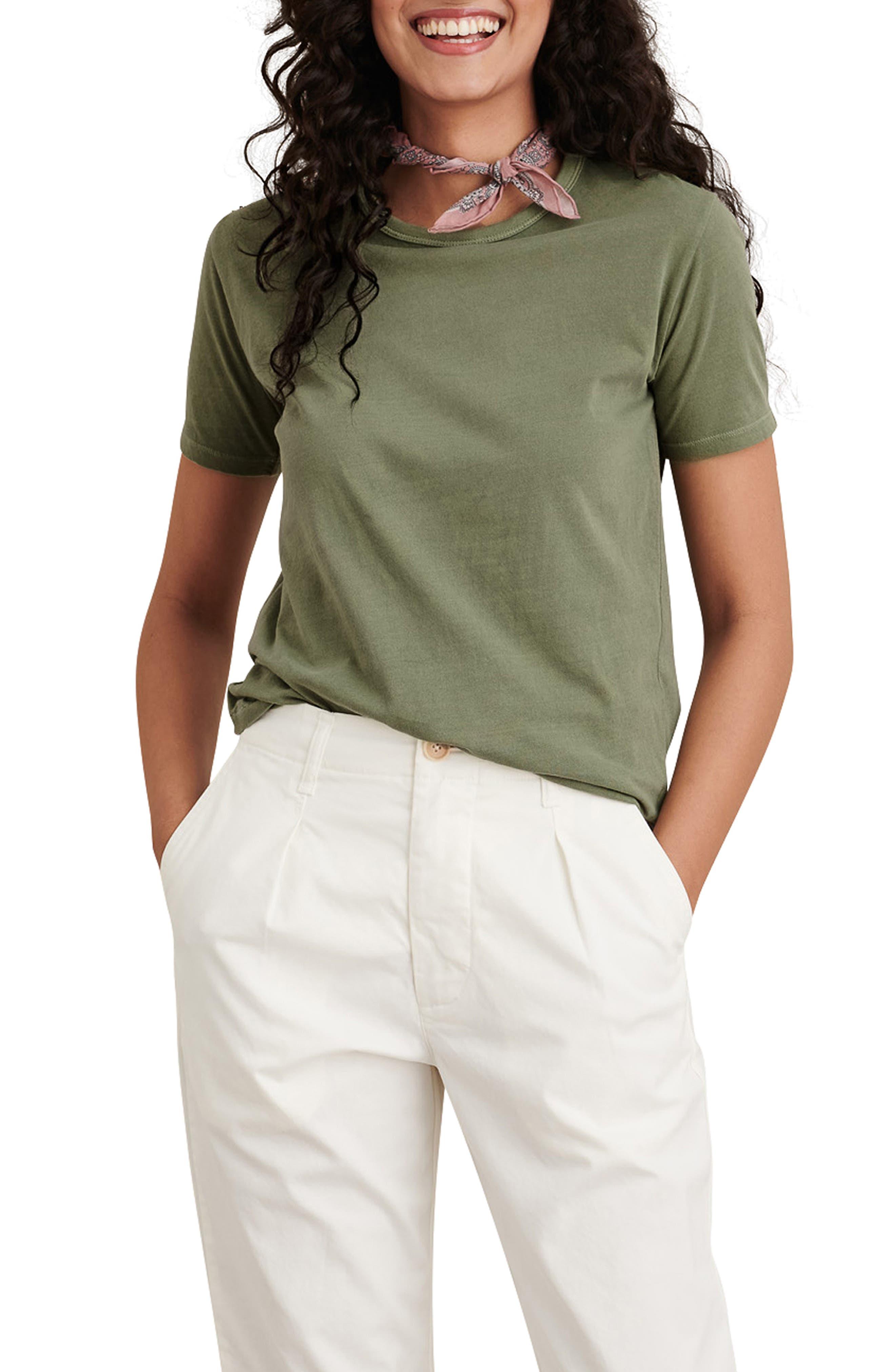 Frankie Organic Cotton T-Shirt