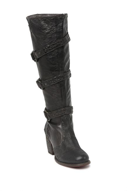 Image of Bed|Stu Decree Strappy Leather Boot