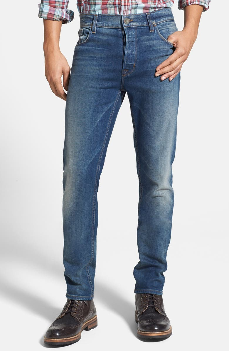 how to serch wholesale dealer better price for Hudson Jeans 'Sartor' Slouchy Skinny Fit Jeans (Hendrix ...