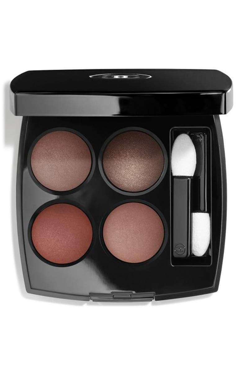 CHANEL LES 4 OMBRES <br />Multi-Effect Quadra Eyeshadow, Main, color, 328 BLURRY MAUVE