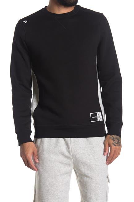 Image of Hurley Natural Pullover Fleece Sweatshirt