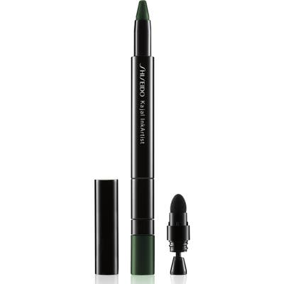 Shiseido Kajal Inkartist Eyeshadow, Liner & Brow Pencil - Birodo Green