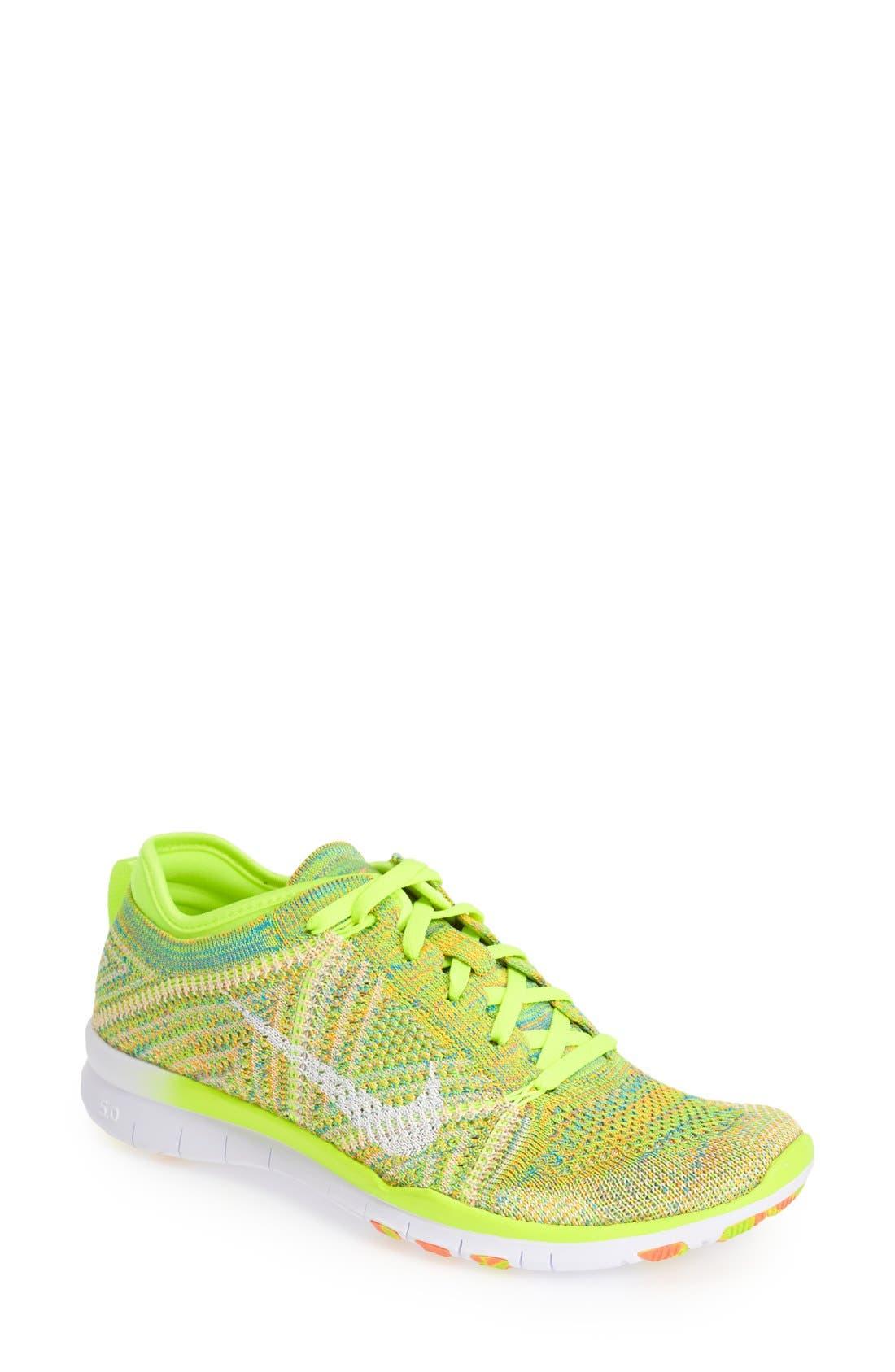 ,                             'Free Flyknit 5.0 TR' Training Shoe,                             Main thumbnail 52, color,                             700