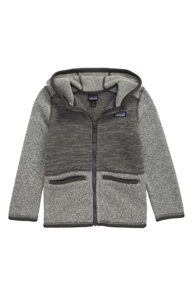 PATAGONIA Better Sweater Performance Jacket, Main, color, STONEWASH