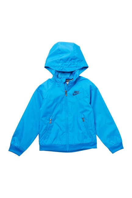Image of Nike Windrunner Water Resistant Hooded Jacket