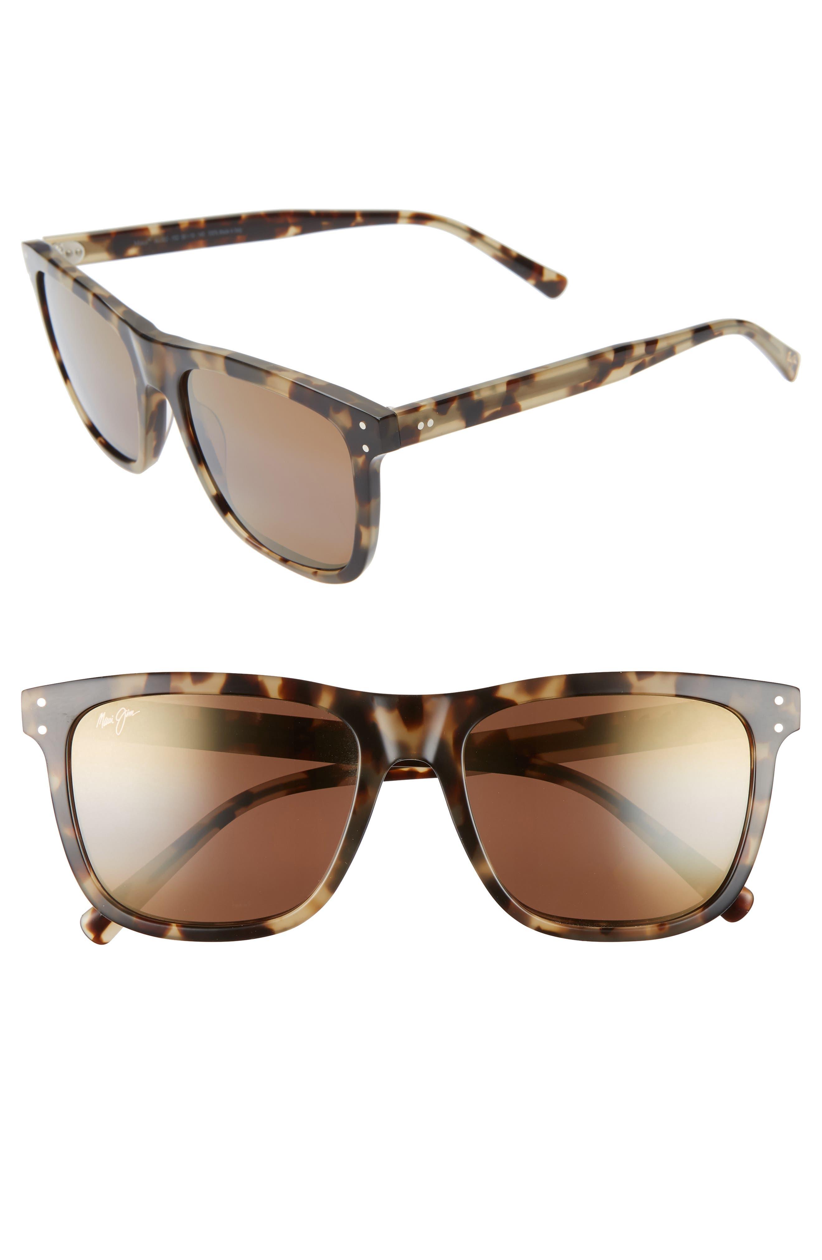 Velzyland 56mm Polarizedplus2 Square Sunglasses