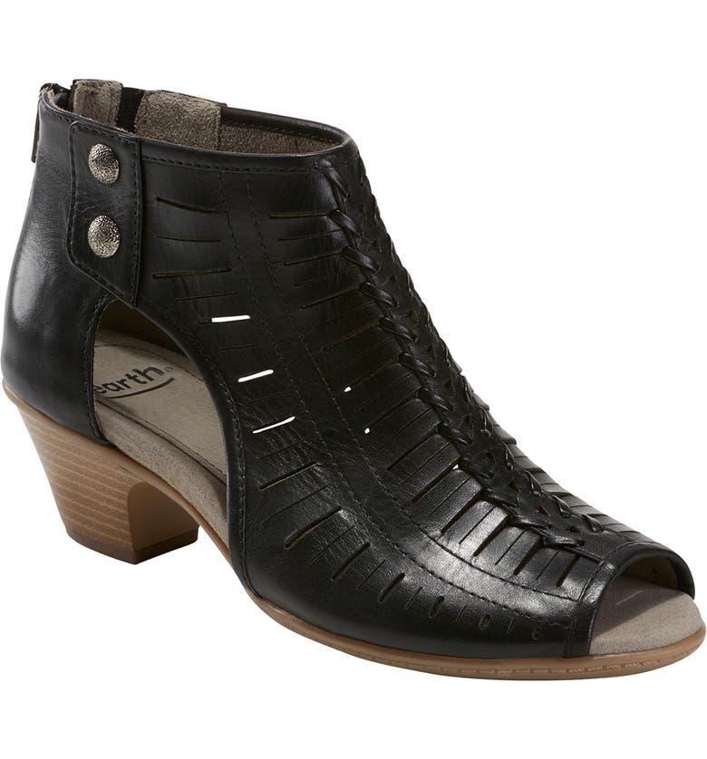 EARTH<SUP>®</SUP> Vicki Cutout Sandal, Main, color, 001