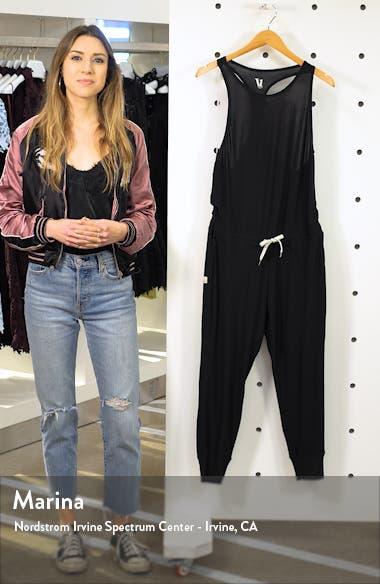 Luna Crop Jumpsuit, sales video thumbnail