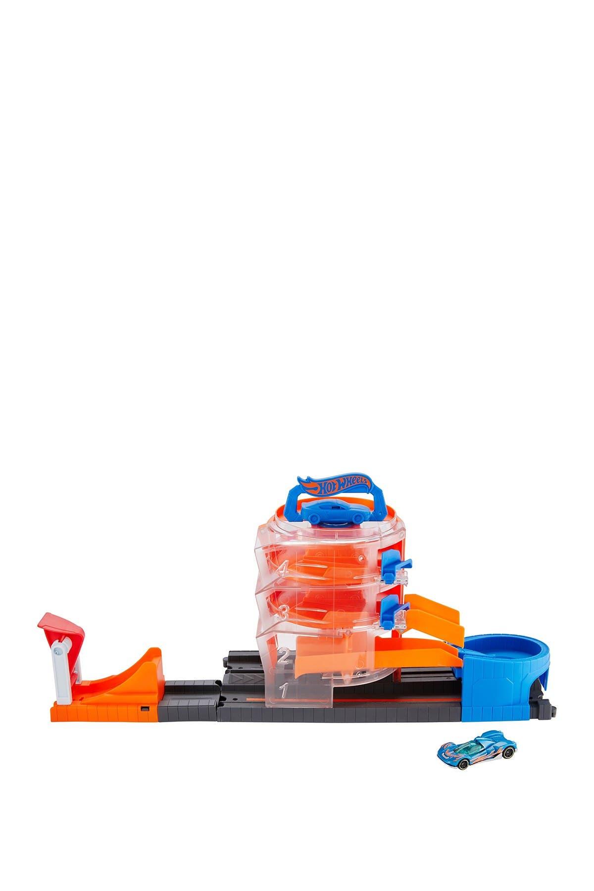 Image of Mattel Hot Wheels® Super Spin Dealership™