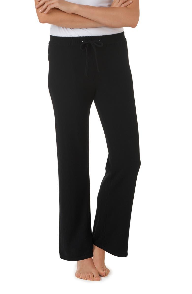 THE WHITE COMPANY Cashmere Lounge Pants, Main, color, 001