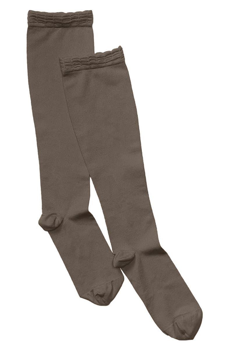 NORDSTROM Compression Trouser Socks, Main, color, 960