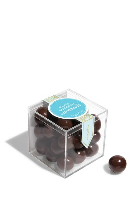 Image of SUGARFINA Maple Bourbon Caramels - Small Cube 4-Piece Kit