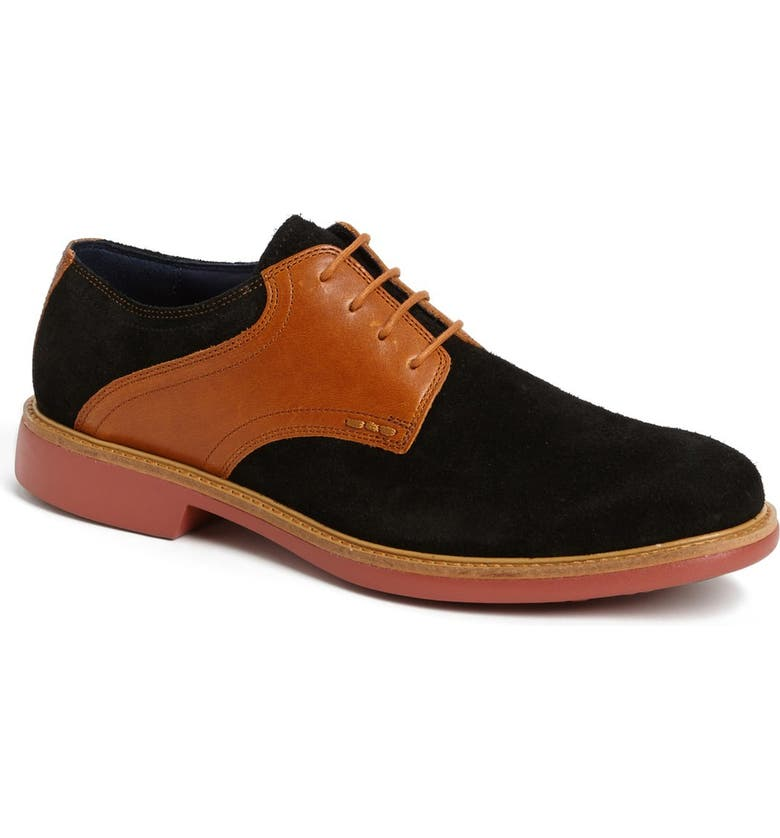 COLE HAAN 'Great Jones' Saddle Shoe, Main, color, 001