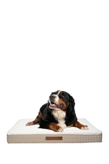 Image of Duck River Textile Bogart Gate Large Orthopedic Memory Foam Pet Bed