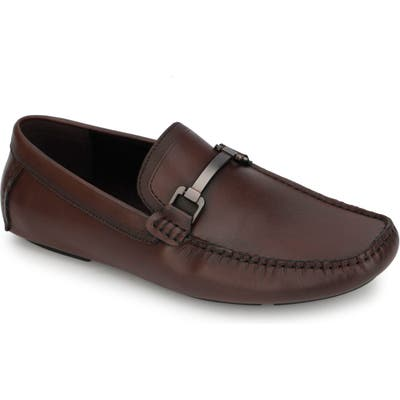 Reaction Kenneth Cole Sound Driving Loafer, Brown