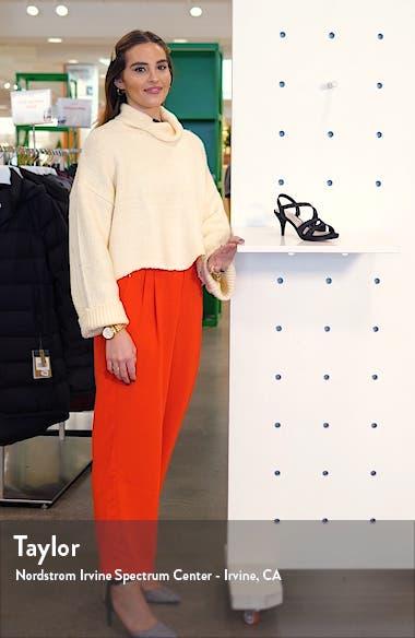 Narice Glitter Sandal, sales video thumbnail