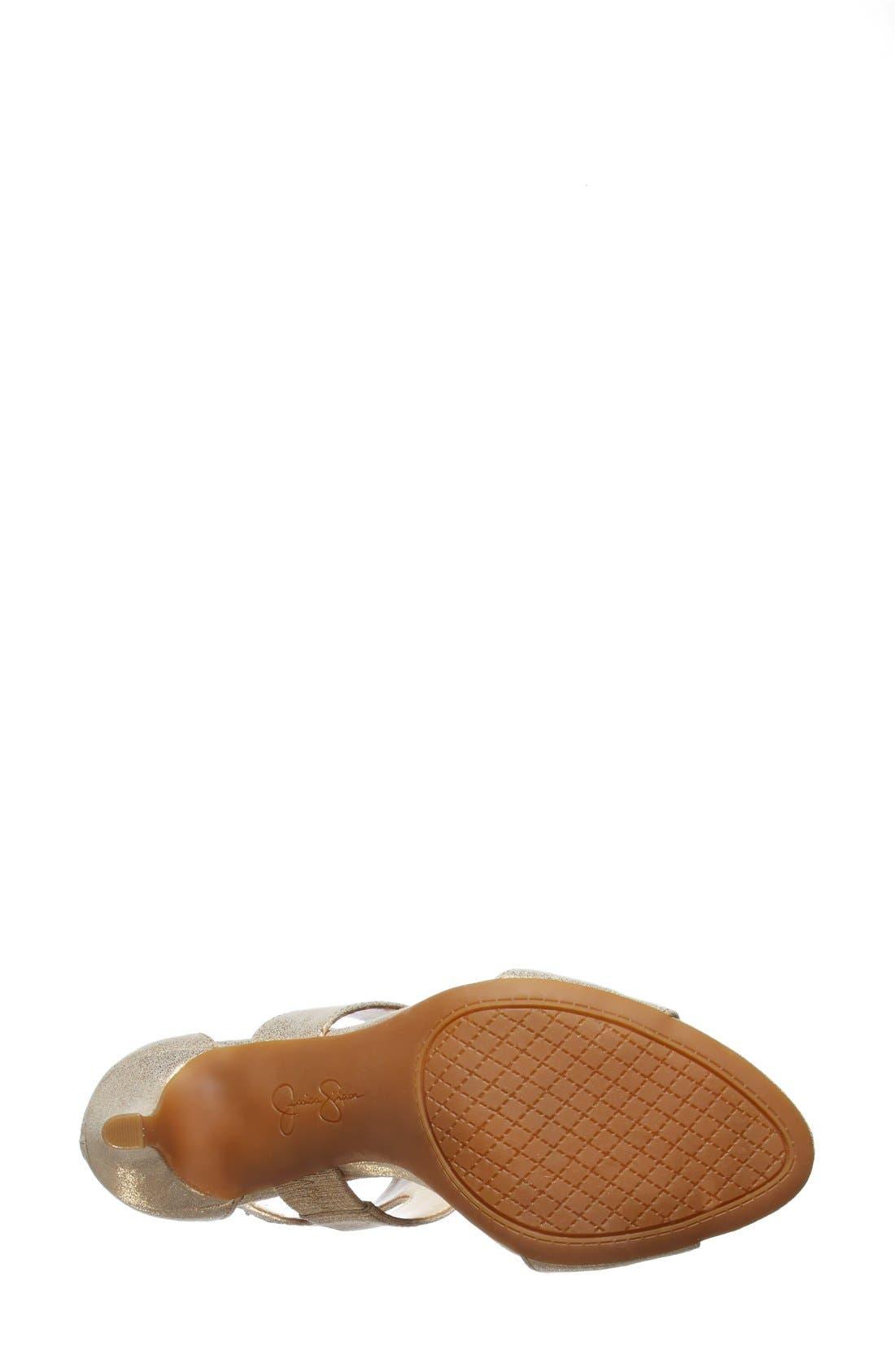 ,                             'Mekos'  Cutout Sandal,                             Alternate thumbnail 55, color,                             710
