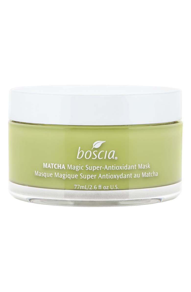 BOSCIA Matcha Magic Super-Antioxidant Mask, Main, color, 000