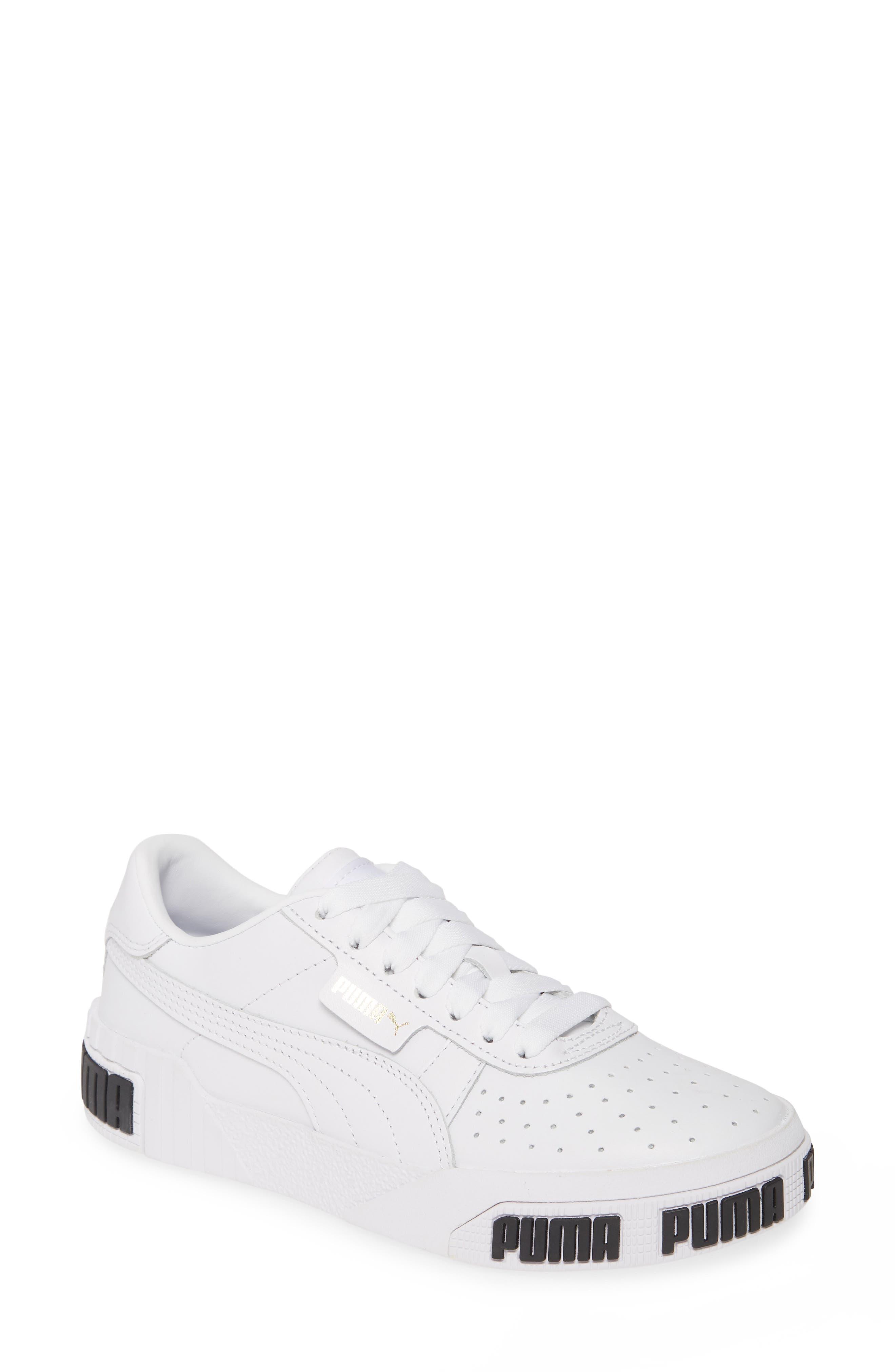 Puma Cali Bold Sneaker- White