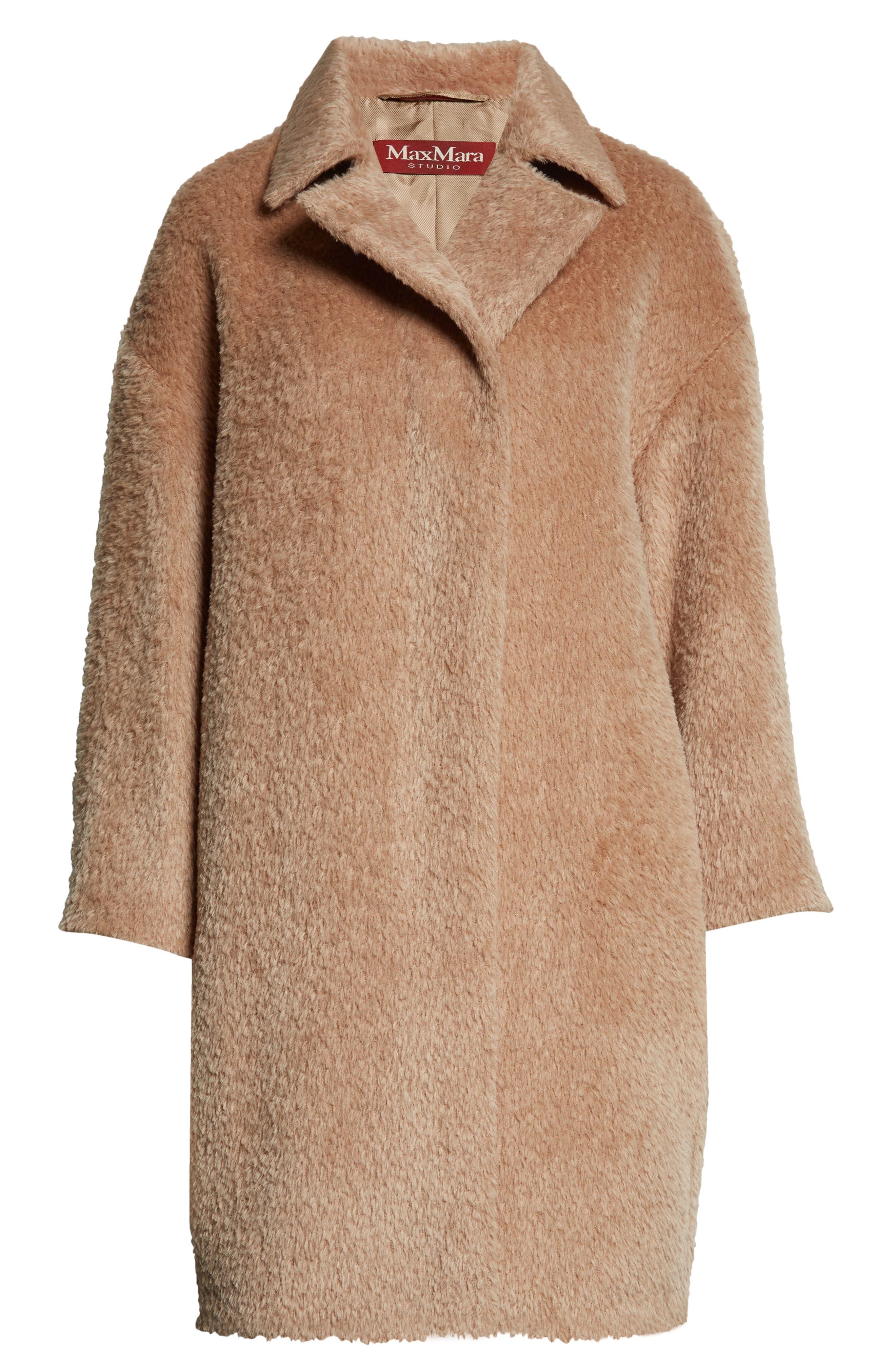 Gino Alpaca & Wool Coat