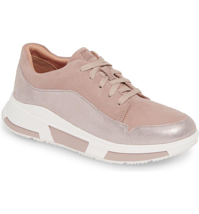 FITFLOP Freya Sneaker, Main, color, MINK SUEDE