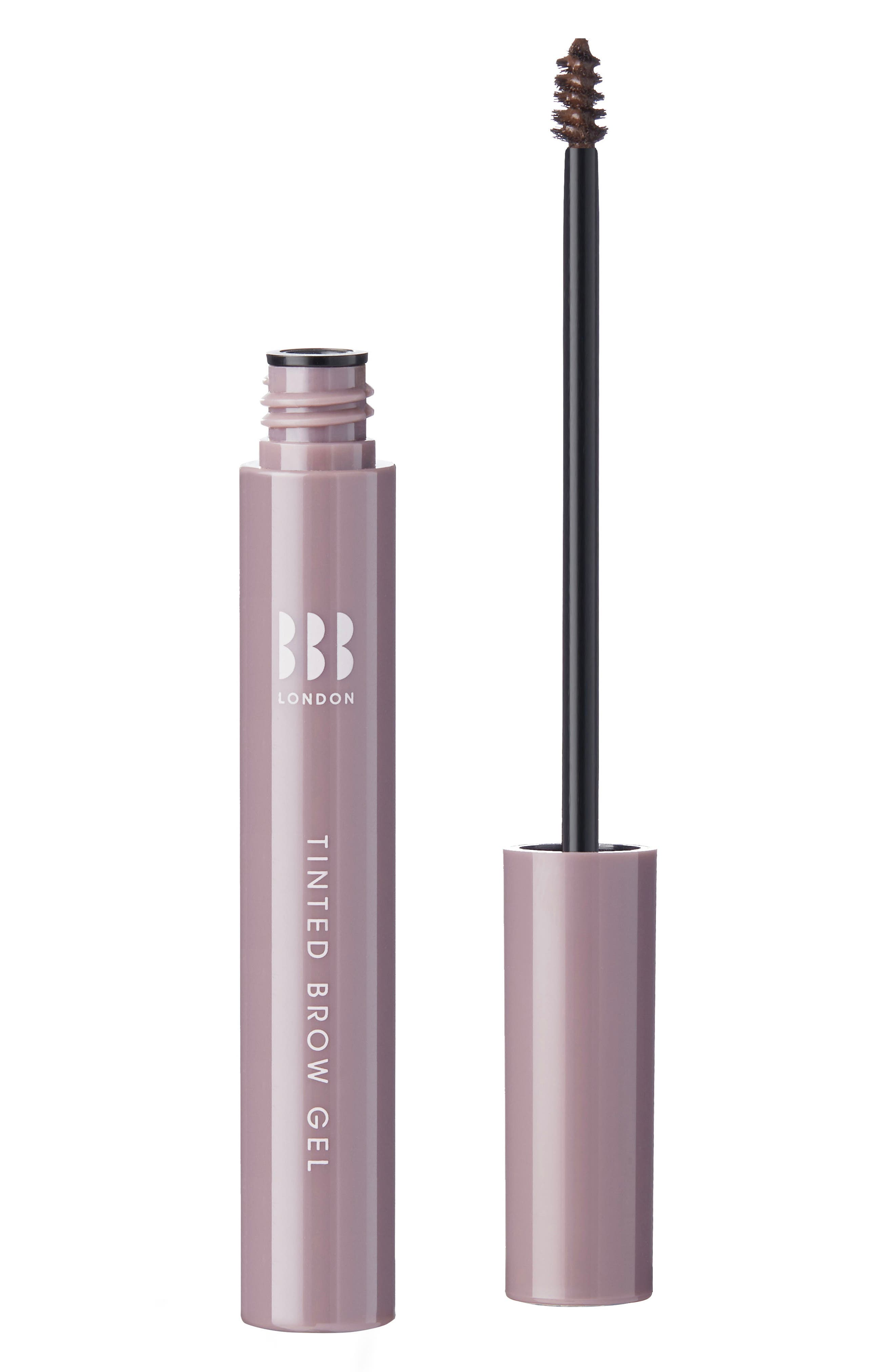BBB London Tinted Brow Gel in Clove at Nordstrom
