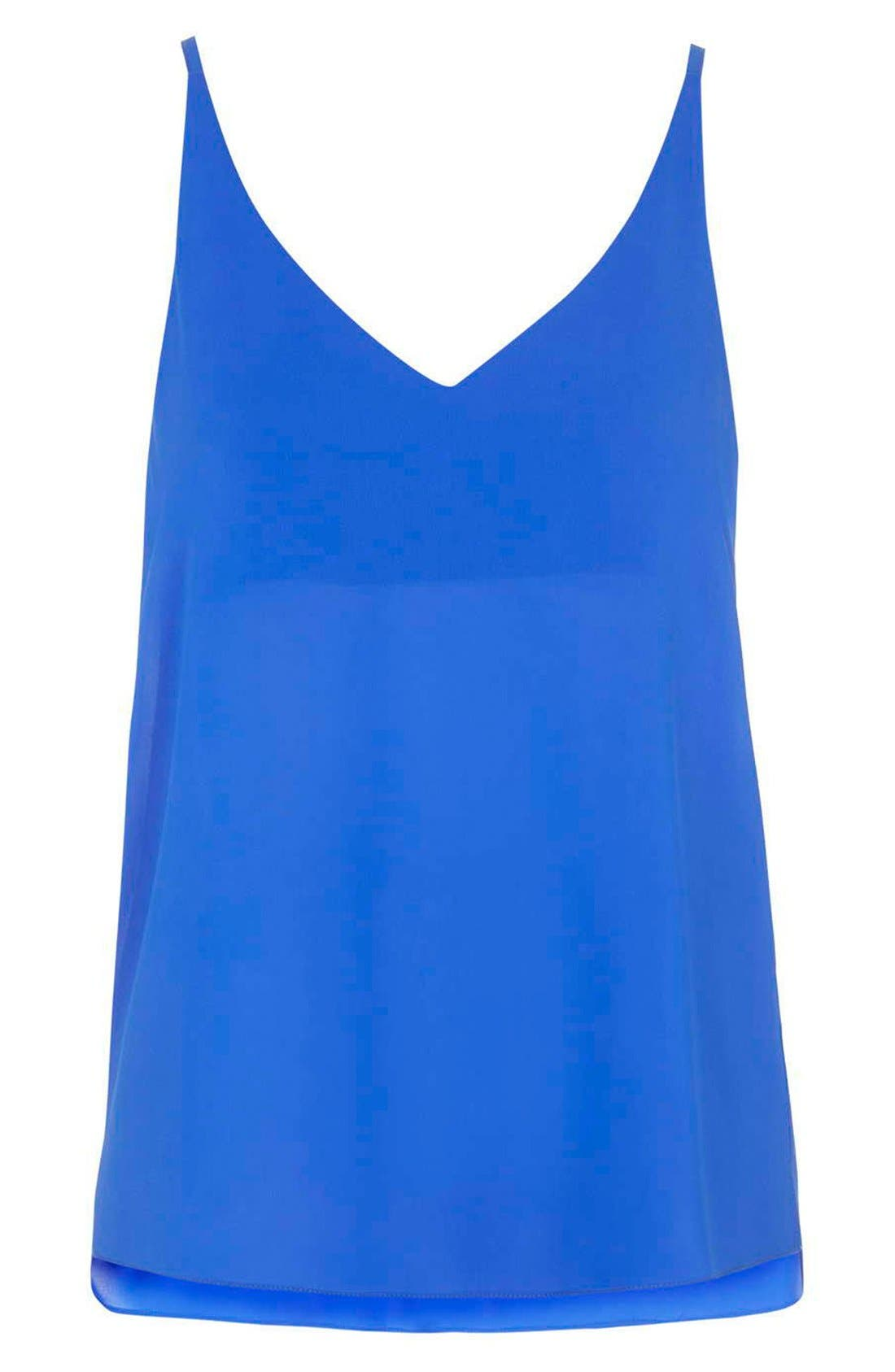 ,                             Strappy V-Neck Camisole,                             Alternate thumbnail 27, color,                             430