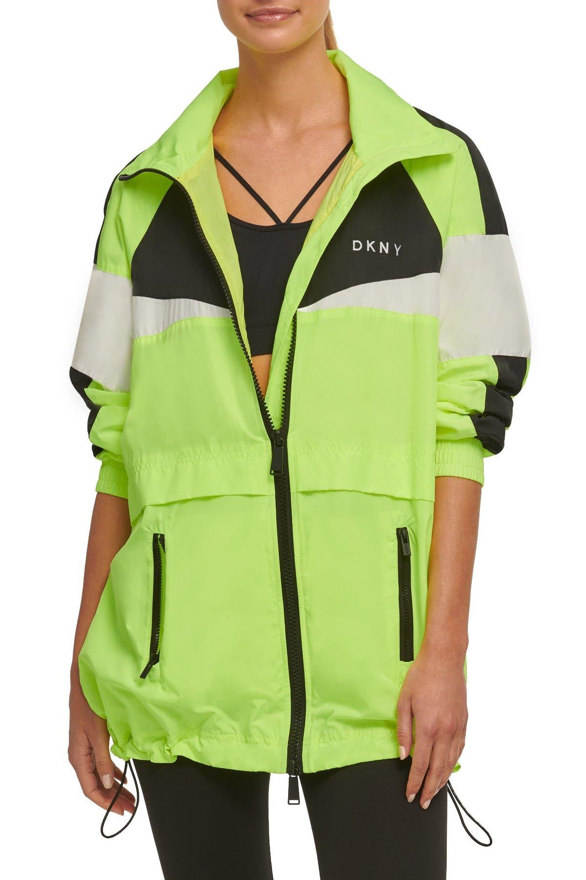 Image of DKNY Color Block Windbreaker