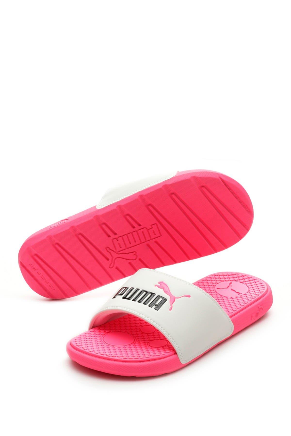 Image of PUMA Cool Cat Jr Slide Sandal