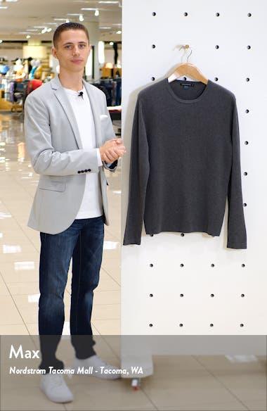 Milano Regular Fit Crewneck Sweater, sales video thumbnail