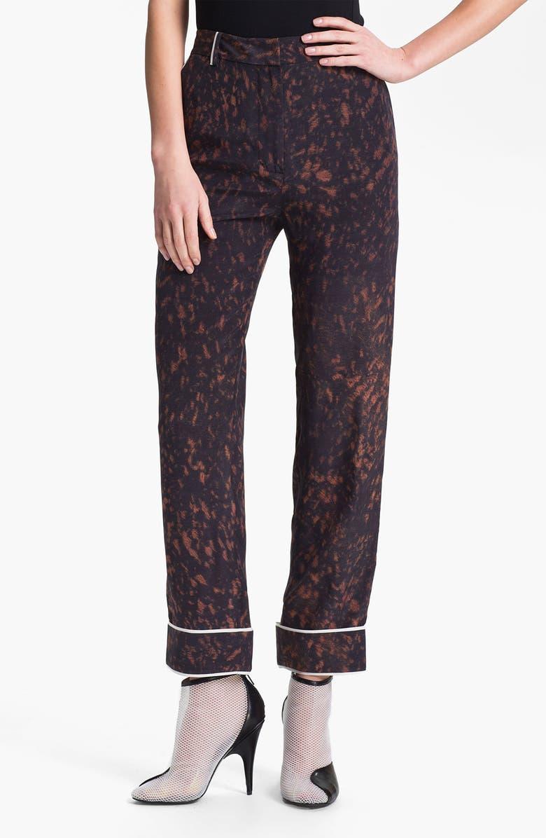 3.1 PHILLIP LIM Pajama Trousers, Main, color, 001