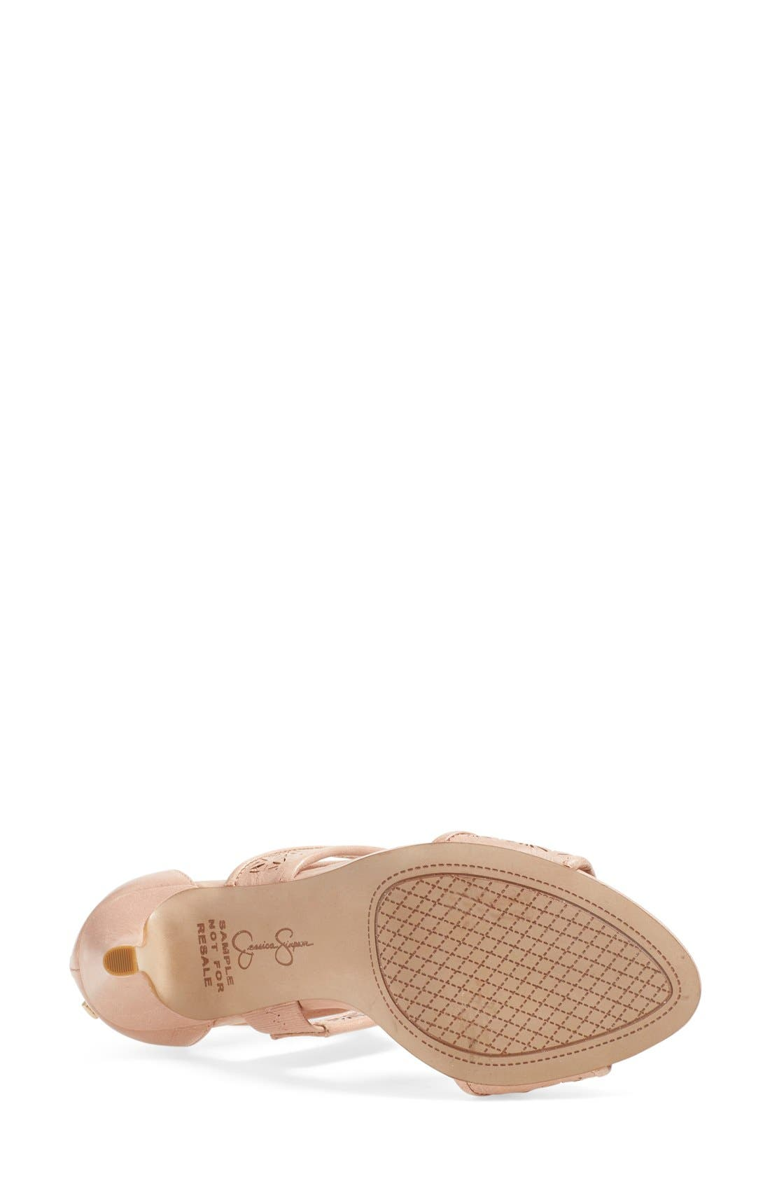 ,                             'Mekos'  Cutout Sandal,                             Alternate thumbnail 38, color,                             280