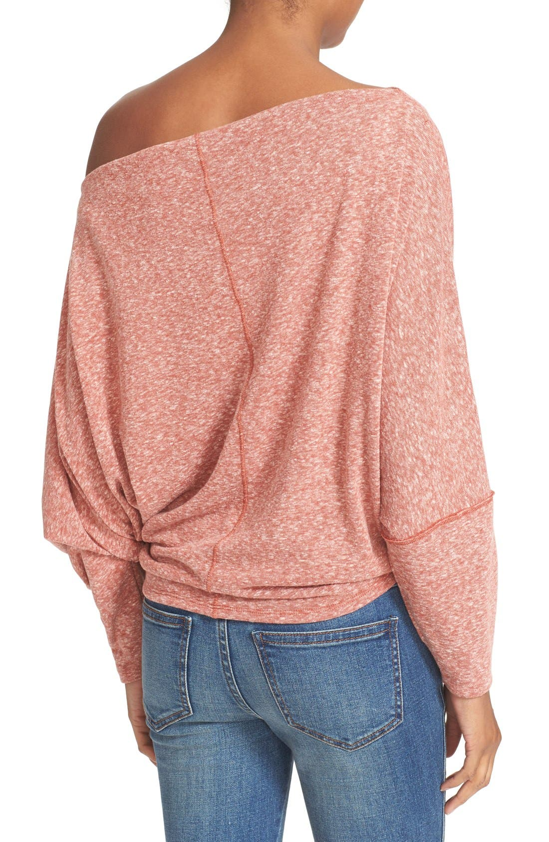 ,                             Valencia Off the Shoulder Pullover,                             Alternate thumbnail 51, color,                             600
