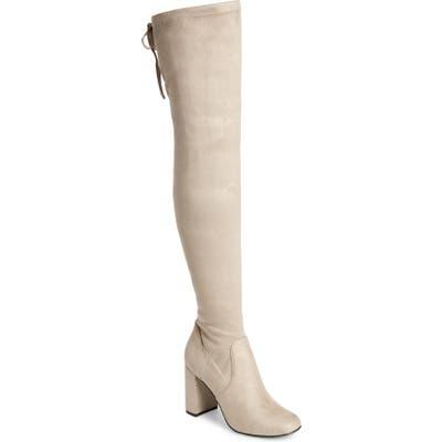 Bp. Juniper Over The Knee Boot- Grey
