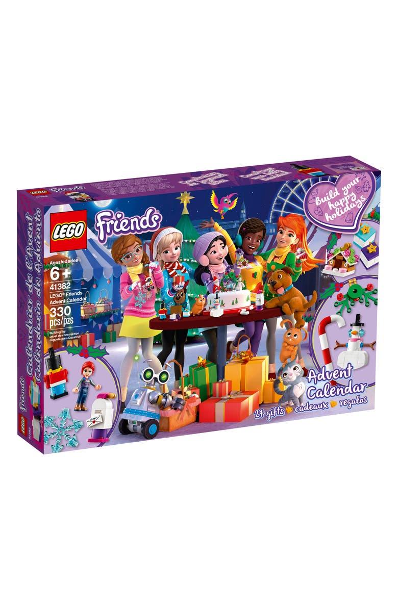 LEGO<SUP>®</SUP> Friends Advent Calendar 41382, Main, color, MULTI
