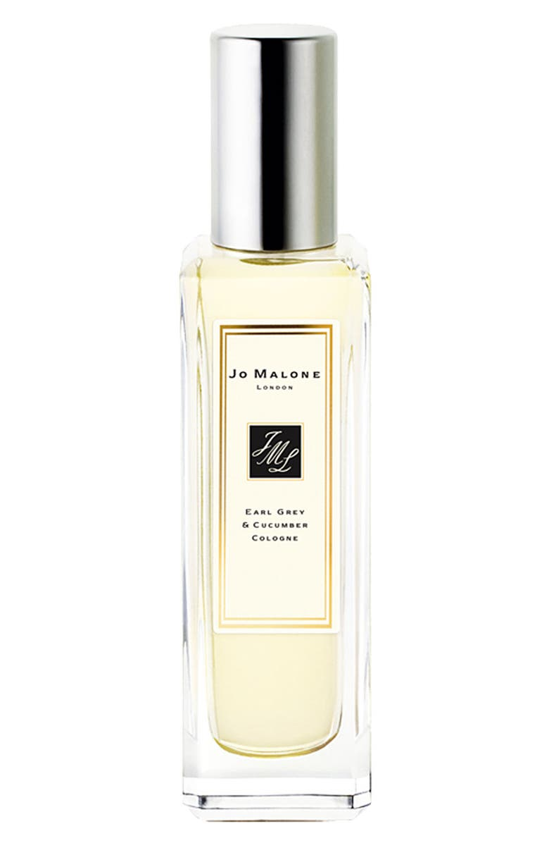 JO MALONE LONDON<SUP>™</SUP> Tea Fragrance Blends Earl Grey & Cucumber Cologne, Main, color, NO COLOR