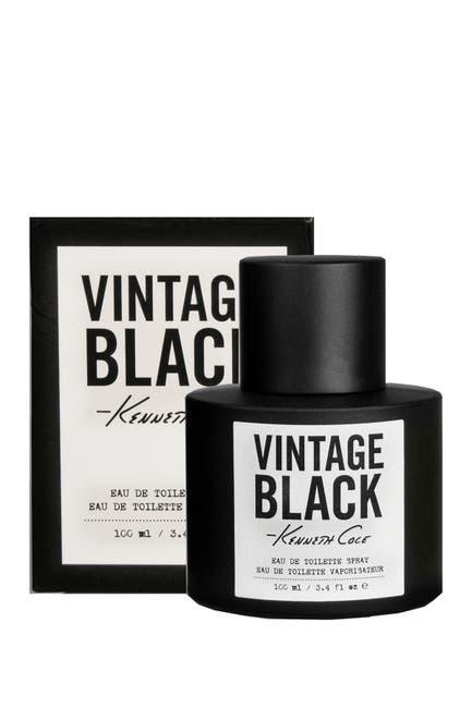 Image of KENNETH COLE Men's Kenneth Cole Vintage Black Eau de Toilette Spray - 3.4 fl. oz.