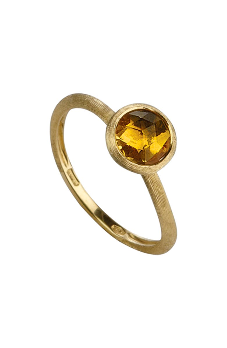 MARCO BICEGO Jaipur Citrine Ring, Main, color, 710