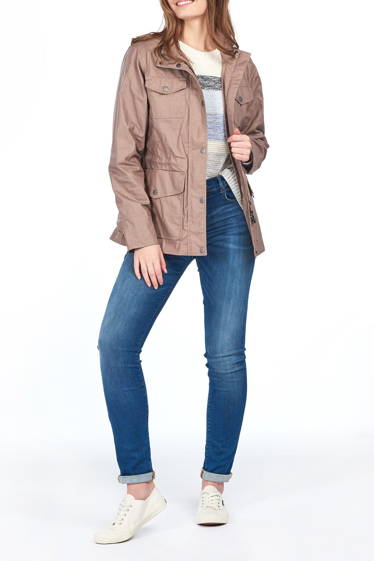 Image of Barbour Murre Casual Jacket