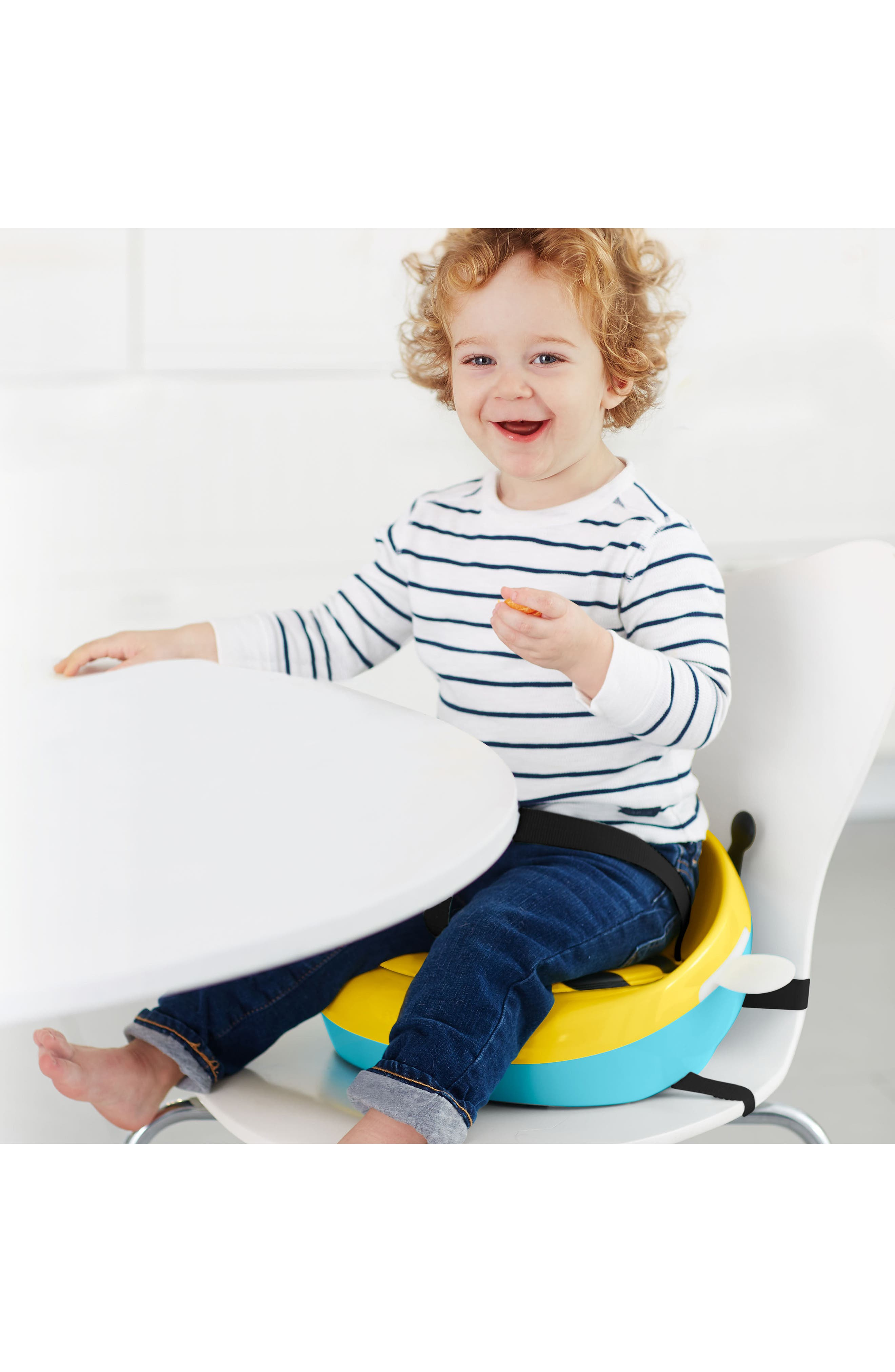 ,                             Zoo Two-Stage Booster Seat,                             Alternate thumbnail 5, color,                             YELLOW