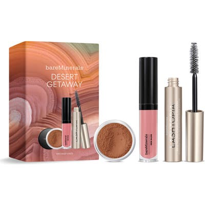 Bareminerals Desert Getaway Mini Must-Haves Set - No Color